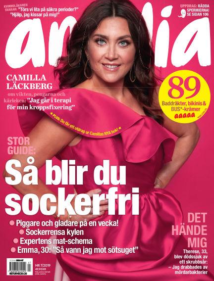 Amelia April 25, 2019 00:00
