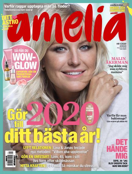 Amelia December 19, 2019 00:00