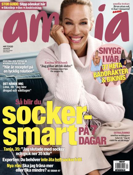 Amelia April 30, 2020 00:00