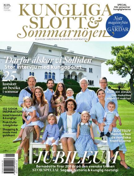 Kungliga slott & sommarnöjen