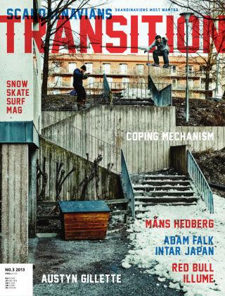Transition (Inga nya utgåvor) 2013-09-20