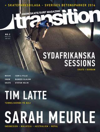 Transition (Inga nya utgåvor) 2014-06-23