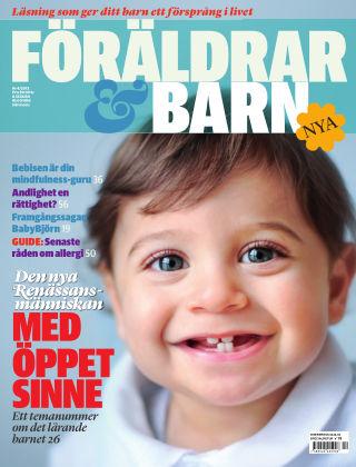 Föräldrar & Barn (Inga nya utgåvor) 2013-03-19