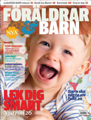Föräldrar & Barn (Inga nya utgåvor) 2013-09-24