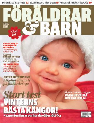 Föräldrar & Barn (Inga nya utgåvor) 2013-11-19