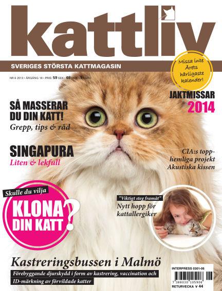 Kattliv September 10, 2013 00:00