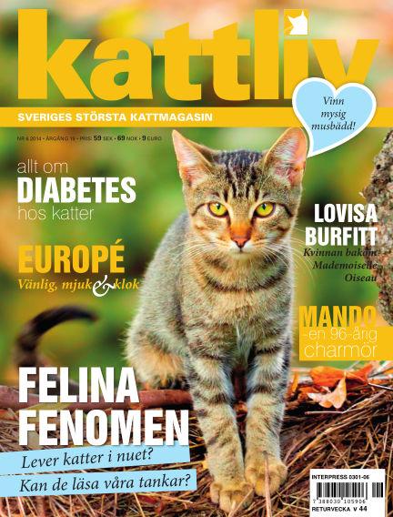 Kattliv September 09, 2014 00:00
