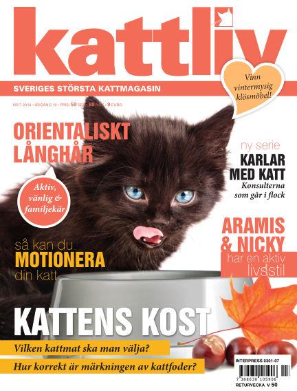 Kattliv October 21, 2014 00:00