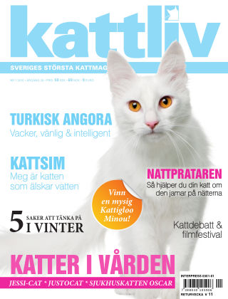 Kattliv 2015-01-20