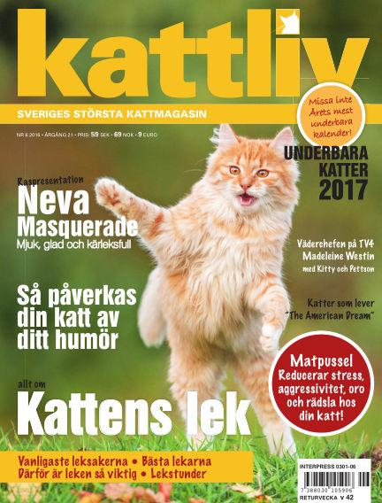 Kattliv September 06, 2016 00:00