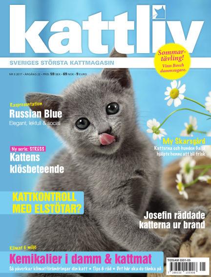 Kattliv July 04, 2017 00:00