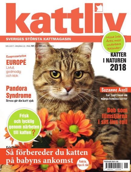 Kattliv September 05, 2017 00:00