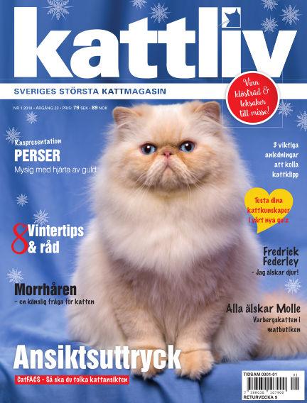 Kattliv January 16, 2018 00:00