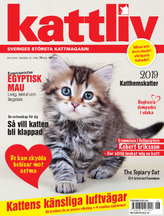 Kattliv 2018-09-04