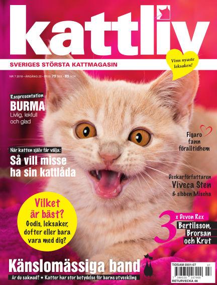 Kattliv October 16, 2018 00:00