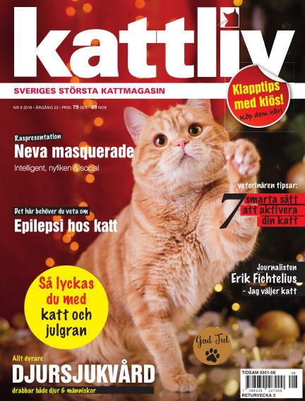 Kattliv November 27, 2018 00:00
