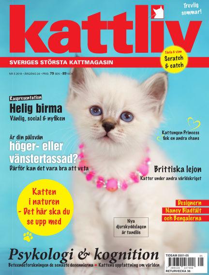 Kattliv July 02, 2019 00:00