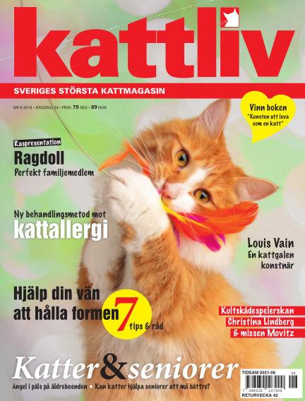Kattliv September 03, 2019 00:00