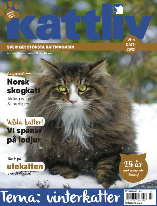 Kattliv 2020-01-14