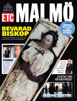 ETC Lokaltidningen (Inga nya utgåvor) 2015-04-17