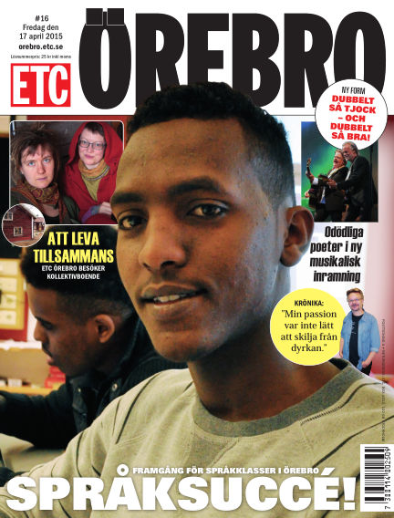 ETC Lokaltidningen (Inga nya utgåvor) April 17, 2015 00:00