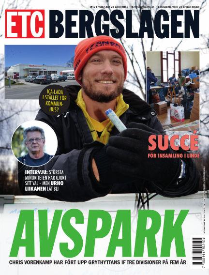 ETC Lokaltidningen (Inga nya utgåvor) April 24, 2015 00:00