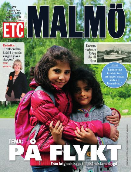 ETC Lokaltidningen (Inga nya utgåvor) June 16, 2015 00:00