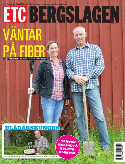 ETC Lokaltidningen (Inga nya utgåvor) July 03, 2015 00:00