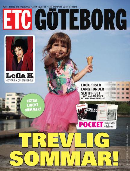 ETC Lokaltidningen (Inga nya utgåvor) July 10, 2015 00:00