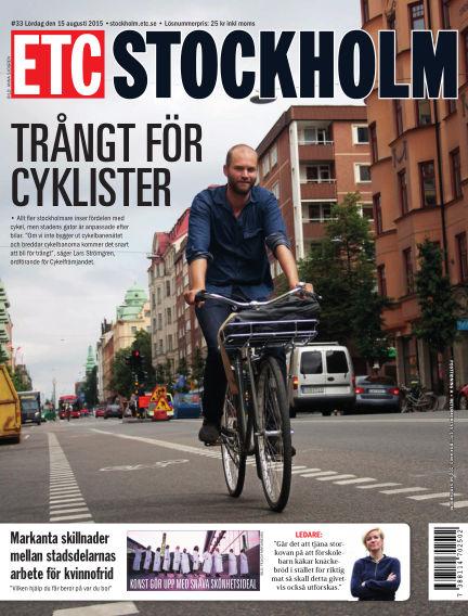 ETC Lokaltidningen (Inga nya utgåvor) August 14, 2015 00:00
