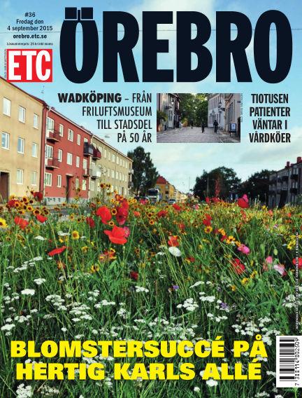 ETC Lokaltidningen (Inga nya utgåvor) September 04, 2015 00:00