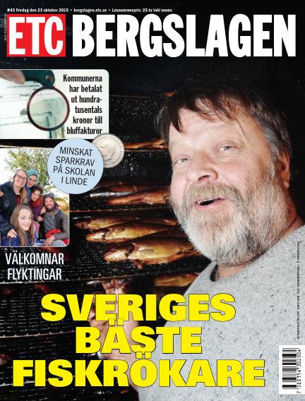 ETC Lokaltidningen (Inga nya utgåvor) October 23, 2015 00:00
