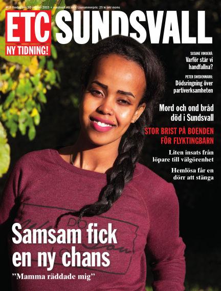 ETC Lokaltidningen (Inga nya utgåvor) October 30, 2015 00:00