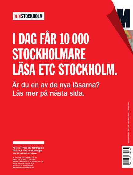 ETC Lokaltidningen (Inga nya utgåvor) November 06, 2015 00:00