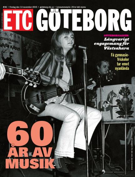 ETC Lokaltidningen (Inga nya utgåvor) November 13, 2015 00:00