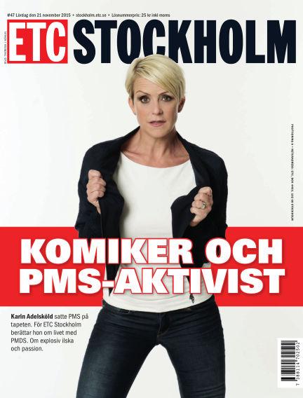 ETC Lokaltidningen (Inga nya utgåvor) November 20, 2015 00:00