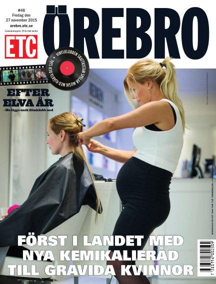 ETC Lokaltidningen (Inga nya utgåvor) November 27, 2015 00:00
