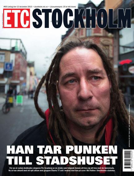 ETC Lokaltidningen (Inga nya utgåvor) December 11, 2015 00:00