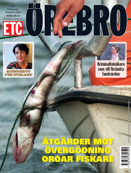 ETC Lokaltidningen (Inga nya utgåvor) January 08, 2016 00:00