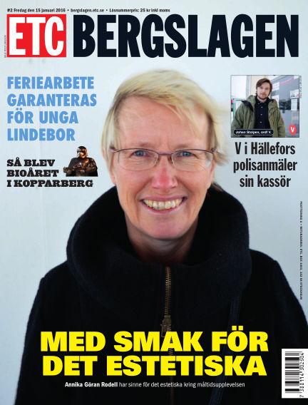 ETC Lokaltidningen (Inga nya utgåvor) January 15, 2016 00:00