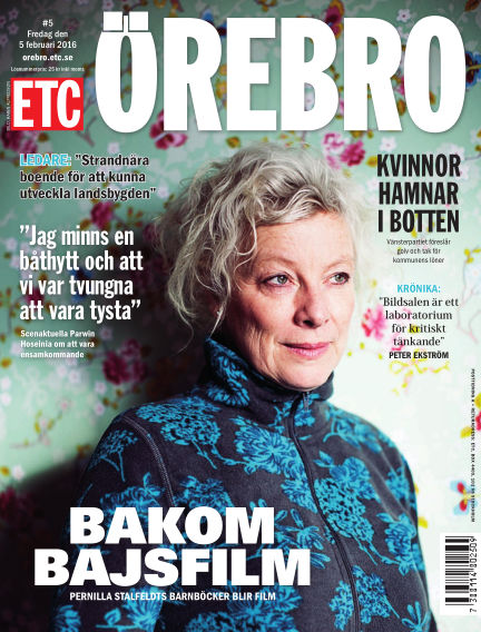 ETC Lokaltidningen (Inga nya utgåvor) February 05, 2016 00:00