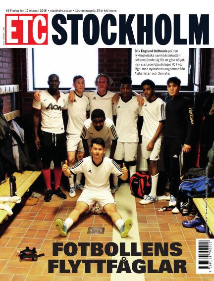 ETC Lokaltidningen (Inga nya utgåvor) February 12, 2016 00:00