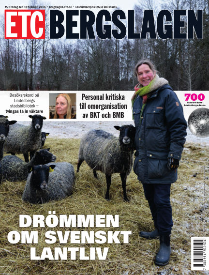 ETC Lokaltidningen (Inga nya utgåvor) February 19, 2016 00:00