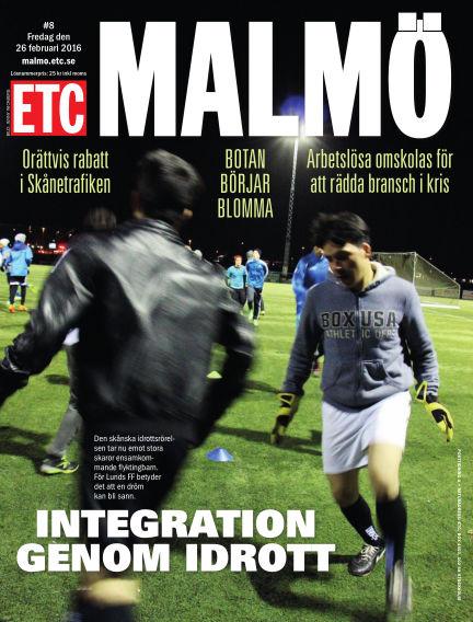 ETC Lokaltidningen (Inga nya utgåvor) February 26, 2016 00:00