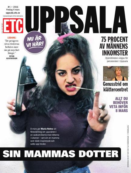 ETC Lokaltidningen (Inga nya utgåvor) March 04, 2016 00:00