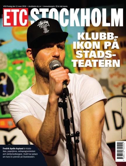 ETC Lokaltidningen (Inga nya utgåvor) March 11, 2016 00:00