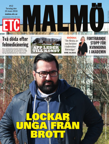 ETC Lokaltidningen (Inga nya utgåvor) March 24, 2016 00:00