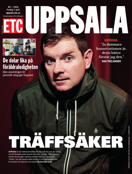 ETC Lokaltidningen (Inga nya utgåvor) April 01, 2016 00:00