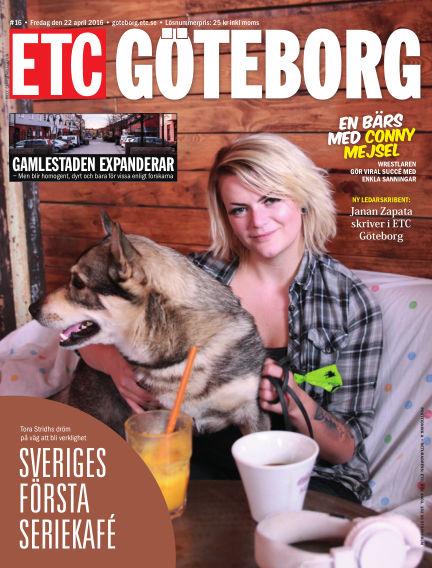 ETC Lokaltidningen (Inga nya utgåvor) April 22, 2016 00:00