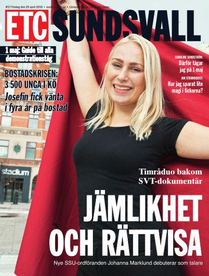 ETC Lokaltidningen (Inga nya utgåvor) April 29, 2016 00:00
